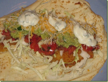 Northwest ladybug an easy and delicious fish taco recipe for Pioneer woman fish tacos