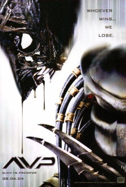 Poster de Alien vs Depredador