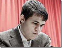 GM Magnus Carlsen, Norway