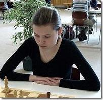 Vera Nebolsina of Russia