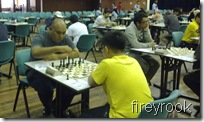 Kamaluddin b Yusof vs Tan Wei Hao (Yellow shirt)