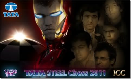 Tata Steel Chess 2011 promo by ICC