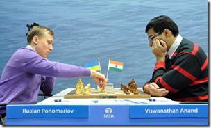 Ponomariov vs Anand, 1st Round (courtesy of Chessvibes.com)
