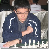 Timothy Evan Capel, USM 17th Chess Open 2011