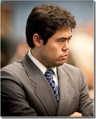 GM Hikaru Nakamura, US, winner of Tata Steel Chess 2011