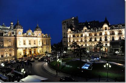 Casino Square, Monaco
