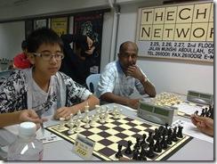 Eric Choong and S Balendran