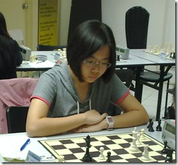 Tan Kar Kei, table 5, round 2, Women
