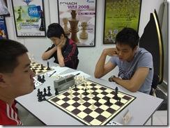 Mark Siew (left), Edward Lee (right)