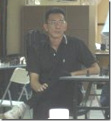 Raymond Siew, First GM blogger