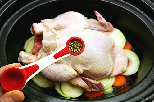 Kyckling i Crock Pot 05