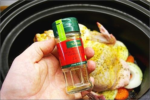 Kyckling i Crock Pot 06