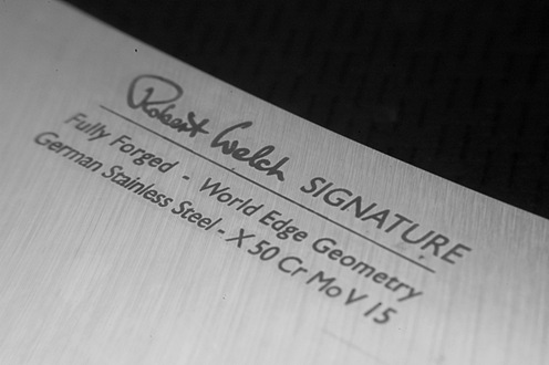 Robert Welch Signature