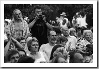 Ghymes közönség - Óbuda, 2010. július 23.