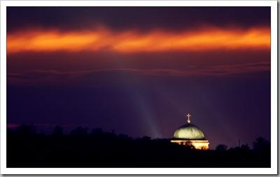 Ünnepi fények - Szamár-hegy,