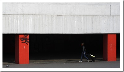 Az élet jelene - Flórián tér, 2010. április 3.