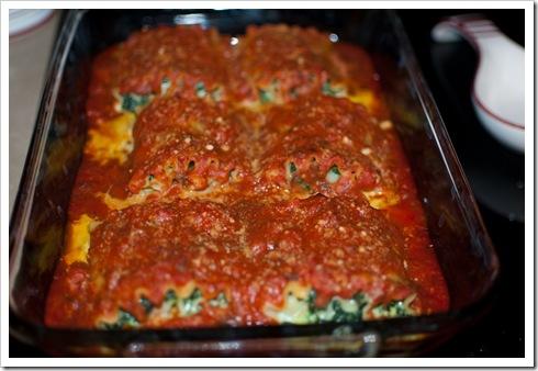 spinach lasagna7