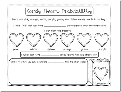 Heart Worksheets For First Grade