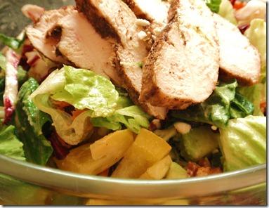 Deliciously Golden: Herbed Balsamic Chicken