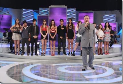 Jovens Talentos Foto Divulgação SBT