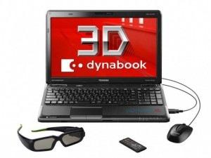 toshiba 3d dynabook