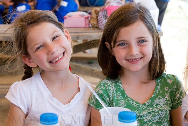 Brooke and Emily picnic blog