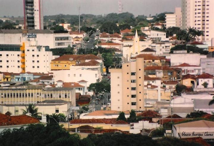 Araguari, a bela do Triângulo Mineiro X8-M3