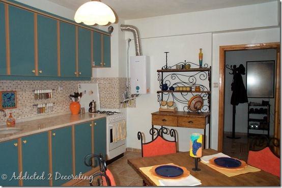kitchen--turkey 2