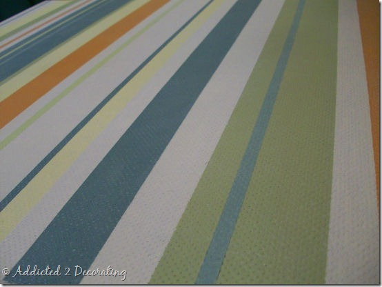 hand painted floor cloth 21