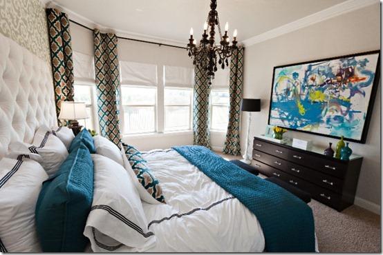 turquoise room 6