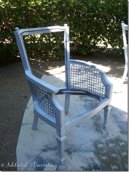 cane chair during 2