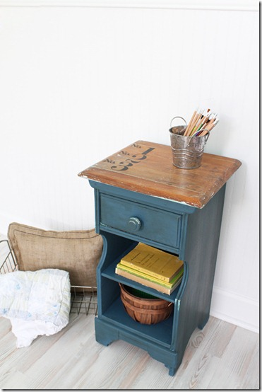 chalk paint 4--perfectly imperfect