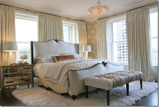 neutral palette bedroom designed by summer thornton
