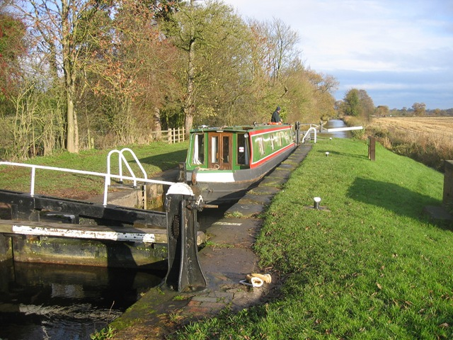 Nov 10 Barge holiday Middlewich 149