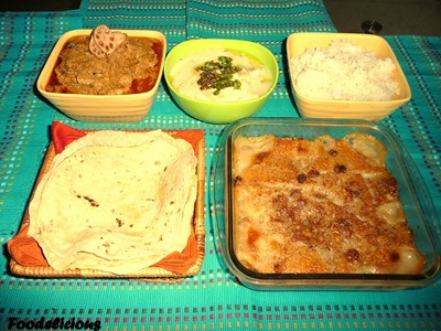 Pari's Spread!