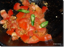 tomatoes and chillies