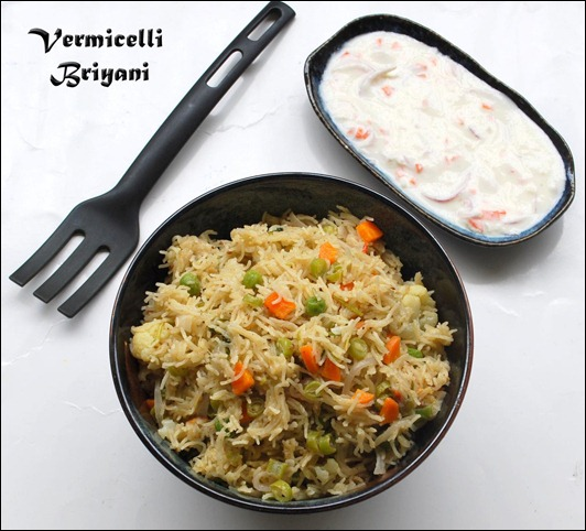 Vermicelli Briyani 