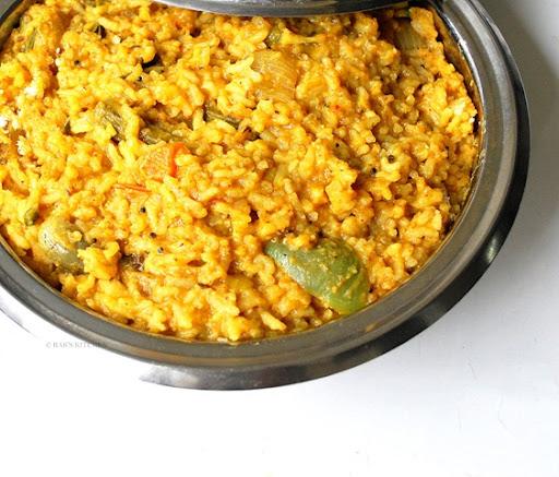 Sambar Rice