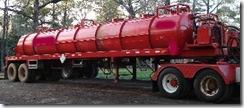 130 bbl vacuum trailer