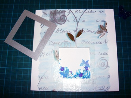 открытка-аквариум шаг 6