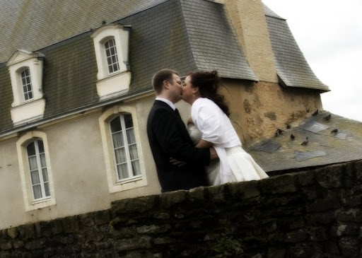 Kristen and EJ wedding