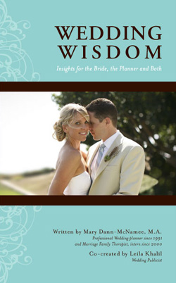 Mary Dann Wedding Wisdom book