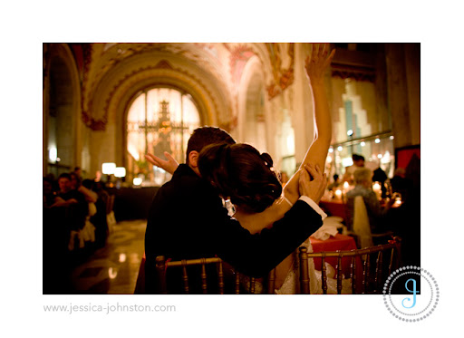 Guardian Building wedding in Detroit, MI as featured on Style Me Pretty and in Brides Michigan