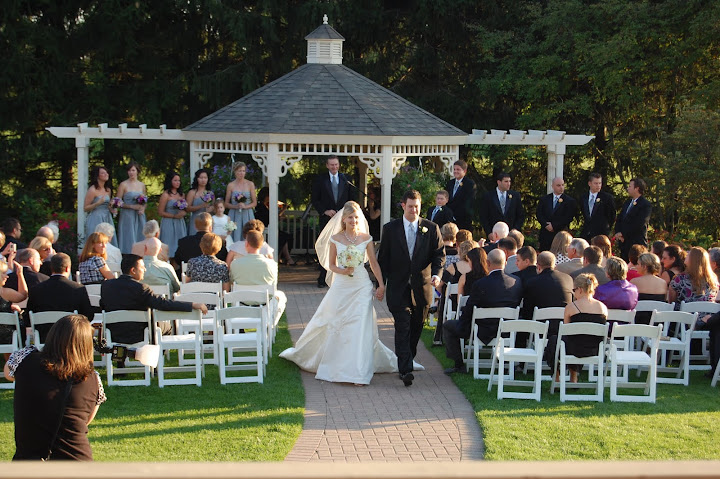 Wedding at Fox Hills in Plymouth, MI