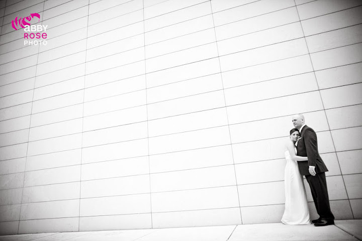 University of Michigan Museum of Art wedding in Ann Arbor, MI