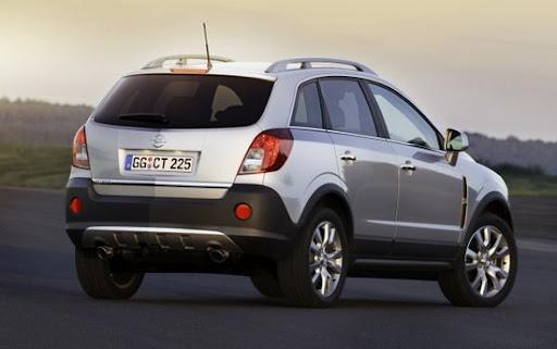 � ������ ���������� ��������� Opel Antara ������� �� ����� ...