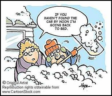 snow&shovel