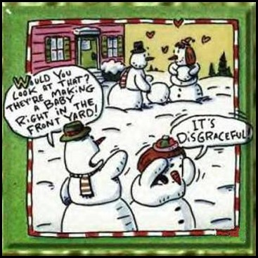 funny christmas cartoon