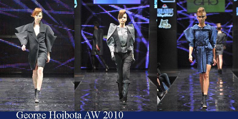 George Hojbota Toamna-Iarna 2010 Romanian Fashion Week Iasi