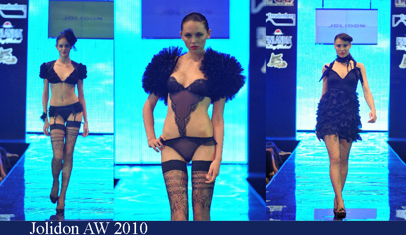 Jolidon Toamna-Iarna 2010 Romanian Fashion Week Iasi
